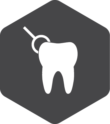 icono de odontología general