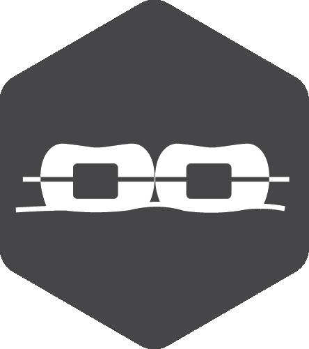 Icono de ortodoncia